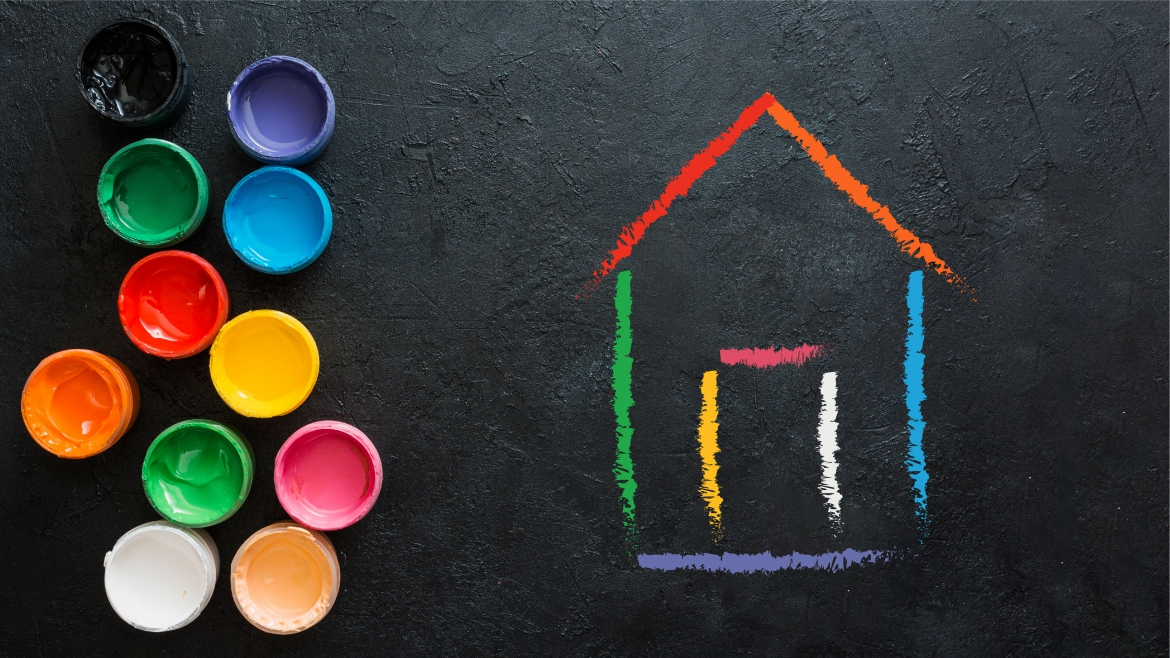 Adding Color to Your Life Spaces